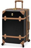 "London Fog Retro 24"" Expandable Spinner Suitcase"