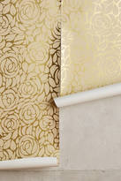 Anthropologie Golden Garden Wallpaper