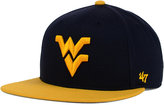 '47 Kids' West Virginia Mountaineers Lil Shot Captain Cap