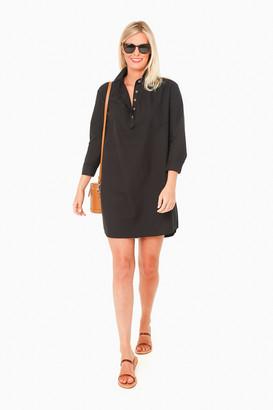 Pomander Place Black Polly Dress