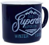 Superdry Super Expedition Enamel Mug