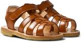 Angulus Tan Open Toe Sandals