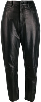 Drome High-Waisted Trousers