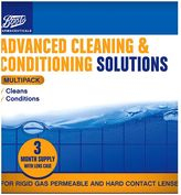 Boots Advanced Cleaning & Conditioning Solutions Multipack - 3 month supply