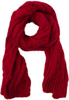 Cable Knit Scarf KA-2257S