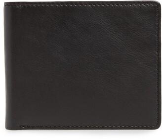 Nordstrom Men's Shop Liam Slim Leather Wallet