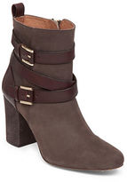 Louise et Cie Loseneca Leather Buckled Boots