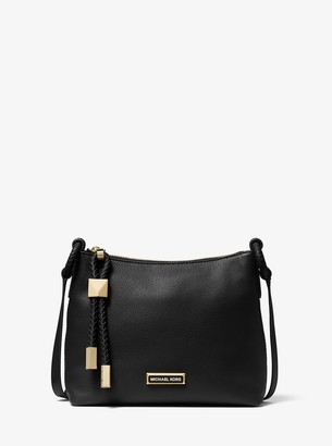 MICHAEL Michael Kors Lexington Large Pebbled Leather Crossbody Bag