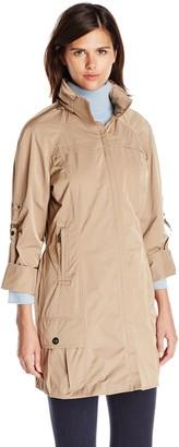 Rainforest Women's Packable Travel Raincoat