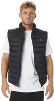 Volcom Ermont Mens Puff Vest Black