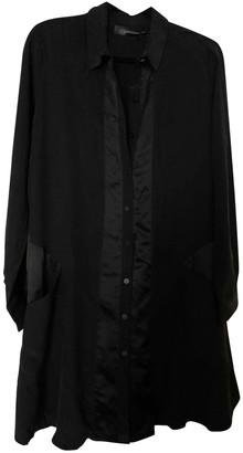 Proenza Schouler Black Silk Dresses