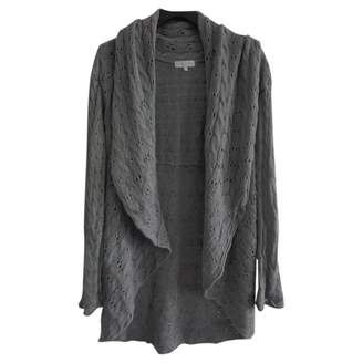 John Rocha Grey Cotton Knitwear for Women