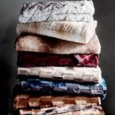 west elm Faux Fur Throws