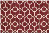 Loloi Taylor Retro Geometric Wool Rug