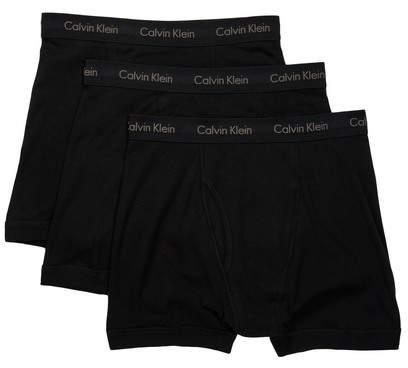 Calvin Klein Boxer Briefs (3-Pack)