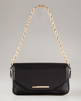 Rachel Zoe Charlotte Chain-Strap Clutch Bag