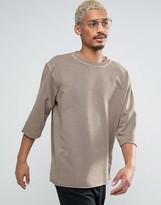 Weekday Raw Sweater Oversized