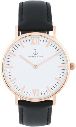 KAPTEN & SON Wrist watches