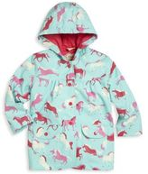 Hatley Toddler's & Little Girl's Pony Printed Raincoat