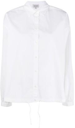 Woolrich Drawstring Hem Shirt