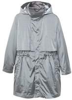 MANGO Hooded nylon parka