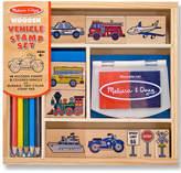 Melissa & Doug Kids Toys, Kids Car Blocks Stamp Set