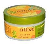 Alba Botanicals Coconut Milk Body Cream (1x6. 5 Oz)