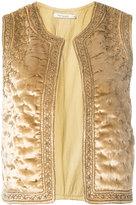 Mes Demoiselles embellished waistcoat