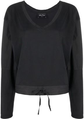 Andrea Ya'aqov V-Neck Sweatshirt