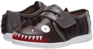 Emu Dinosaur Sneaker (Toddler/Little Kid/Big Kid) (Espresso) Boy's Shoes
