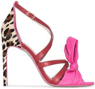 Sophia Webster Bonnie 100 strappy sandals