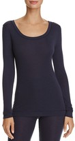Hanro Silk & Cashmere Long Sleeve Top