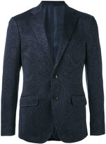 Etro paisley pattern blazer - men - Silk/Cotton - 48