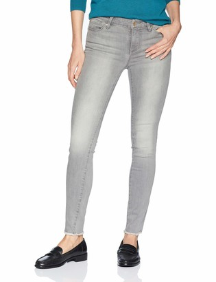 A|X Armani Exchange Women's Mid Rise Super Skinny Denm