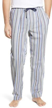 Majestic International Great Lengths Seersucker Pants