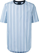 3.1 Phillip Lim striped T-shirt - men - Cotton - S