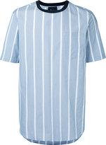 3.1 Phillip Lim striped T-shirt - men - Cotton - S