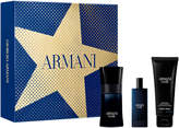 Giorgio Armani Code Homme Eau de Toilette Mens Aftershave Christmas Gift Set