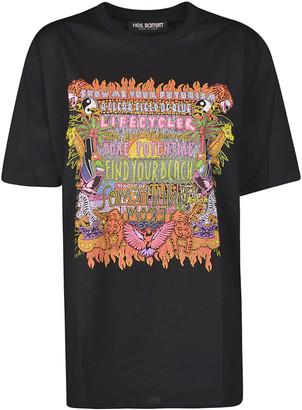 Neil Barrett Animal Print T-shirt