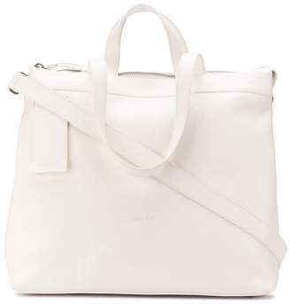 Marsèll pebbled leather tote bag