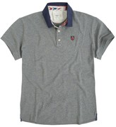 Pepe Jeans Musk Cotton Piqu Polo Shirt with Crest