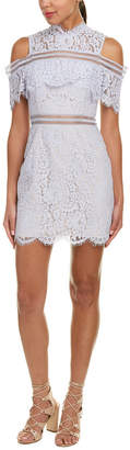Keepsake Lace Sheath Dress