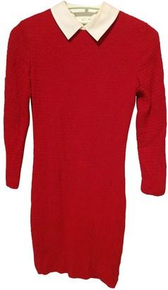 Petit Bateau Red Cotton - elasthane Dress for Women