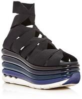 Salvatore Ferragamo Eiko Wedge Platform Sandals