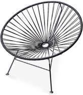 Mexa Sayulita Lounge Chair - Black