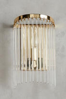 Anthropologie Arched Waterfall Sconce