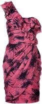 Jason Wu Persimmon One-Shoulder Dress