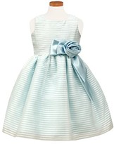 Sorbet Toddler Girl's Stripe Sleeveless Dress