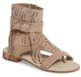 Naughty Monkey Women's Cochise Flat Sandal
