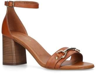 Carvela Kast Leather Sandals